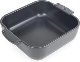 Peugeot ovenschaal Appollia grijs vierkant / maat L