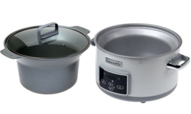 Crock Pot slowcooker Duraceramic sauté 4.7 ltr