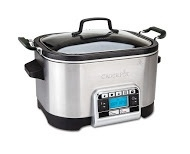 Crock-pot slow- en multicooker 5, 7 ltr