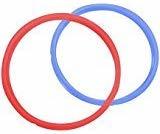 Originele IP siliconen ringen voor 5.7 ltr pan - twee kleuren per pak