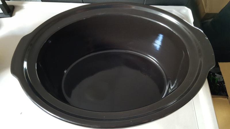 Andrew James keramische binnenpan 1,5 ltr