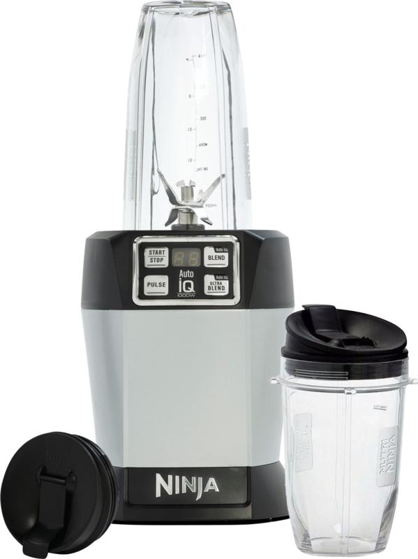 Nutri Ninja auto-iq blender 1000 watt