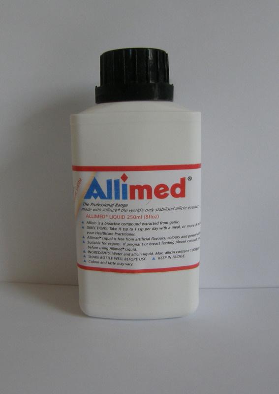 Allimed® vloeibaar 250ml