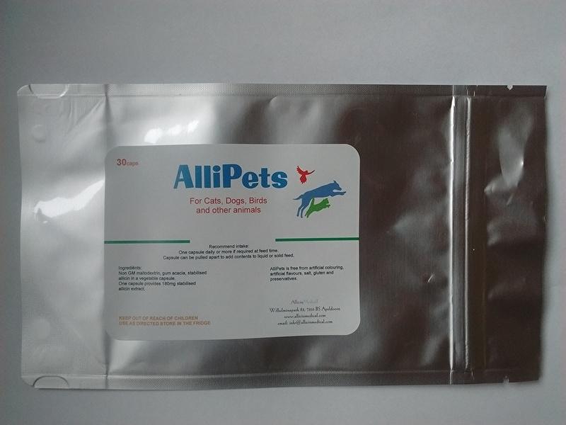 Allipets 30 capsules