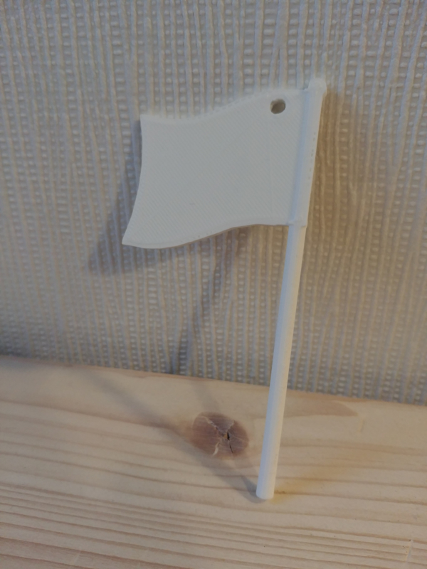 Vlag miniatuur