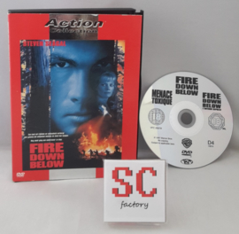 Fire Down Below - Dvd