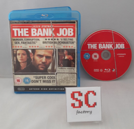 Bank Job, The - Blu-ray