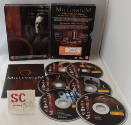 Millennium Seizoen 1 Collector's Edition - Dvd box