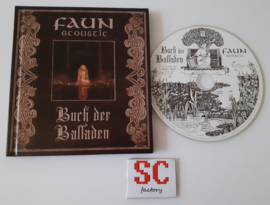 Faun - Buch der Balladen Acoustic Limited Edition Digibook CD