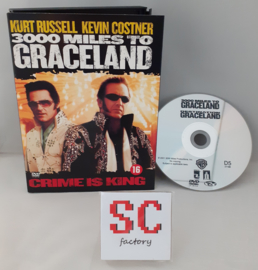 3000 Miles to Graceland - Dvd