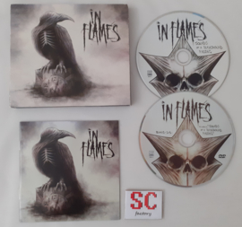 In Flames - Sounds of A Playground Fading Digipack Cd + Dvd