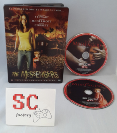 Messengers, The Steelbook Special 2 Disc Edition - Dvd