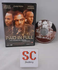 Paid In Full - Dvd