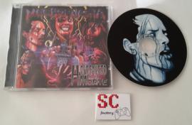 Necrophagia - Holocausto de la Morte/Black Blood Vomitorium CD