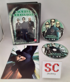 Matrix, The Reloaded 2 Disc - Dvd