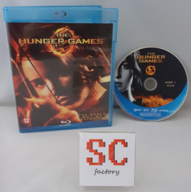 Hunger Games, The - Blu-ray