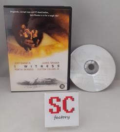I Witness - Dvd