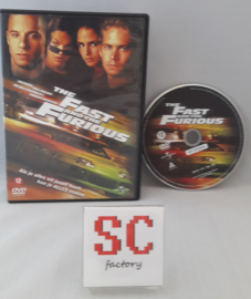 Fast and The Furious, The - Dvd