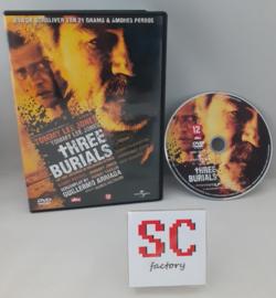 Three Burials - Dvd