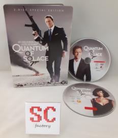 007 James Bond Quantum of Solace 2 Disc Special Edition Steelbook - Dvd