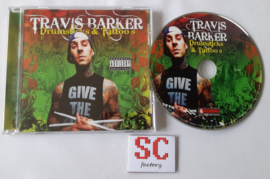 Travis Barker - Drumsticks & tattoos CD