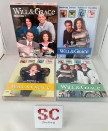Will & Grace Seizoen 1 - Dvd box