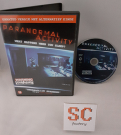 Paranormal Activity Unrated - Dvd
