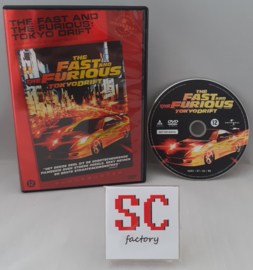 Fast and The Furious Tokyo Drift, The - Dvd