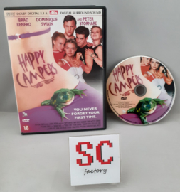 Happy Campers - Dvd