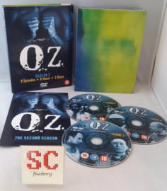 Oz Seizoen 2 - Dvd box