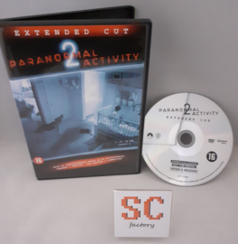 Paranormal Activity 2 Extended Cut - Dvd