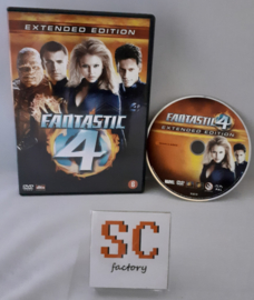 Fantastic 4 Extended Edition - Dvd