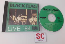 Black Flag - Live 84 CD