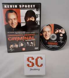 Ordinary Decent Criminal - Dvd