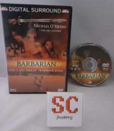 Barbarian - Dvd