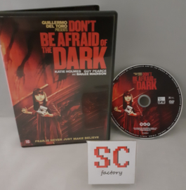 Don't Be Afraid of the Dark - Dvd