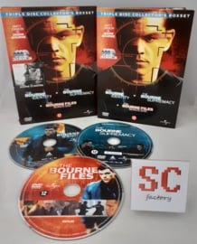 Bourne Identity & Supremacy, The Triple (3) Disc Collector's Boxset - Dvd