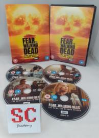 Fear the Walking Dead Seizoen 2 - Dvd