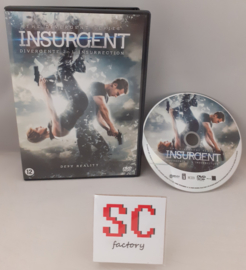 Divergent Series, The Insurgent - Dvd