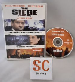 Siege, The - Dvd