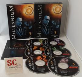 Millennium Seizoen 3 Collector's Edition - Dvd box