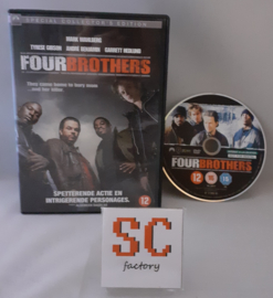 Four Brothers Special Collector's Edition - Dvd