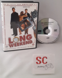 Long Weekend, The - Dvd