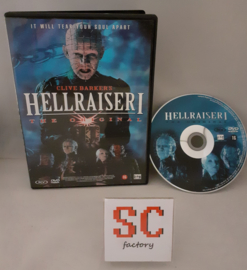 Hellraiser - Dvd
