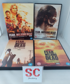 Fear the Walking Dead Seizoen 1-3 - Dvd box