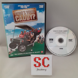 Who's Your Caddy? - Dvd