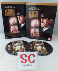 Once Upon A Time in America 2 Disc Special Edition - Dvd