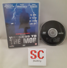 Witness to the Mob - Dvd