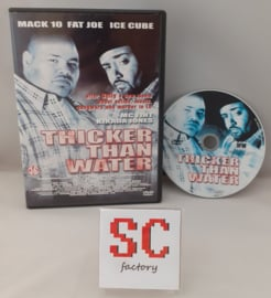 Thicker Than Water - Dvd
