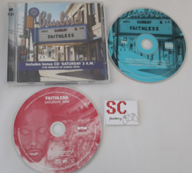 Faithless - Sunday 8PM / Saterday 3AM 2 CD